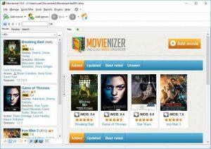 Movienizer Build 620 With Crack Plus 10.3 Full [ Latest] Version 2022